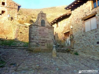 Siete Villas - Alto Najerilla, La Rioja;actividades de verano caminos y senderos viajes y rutas send